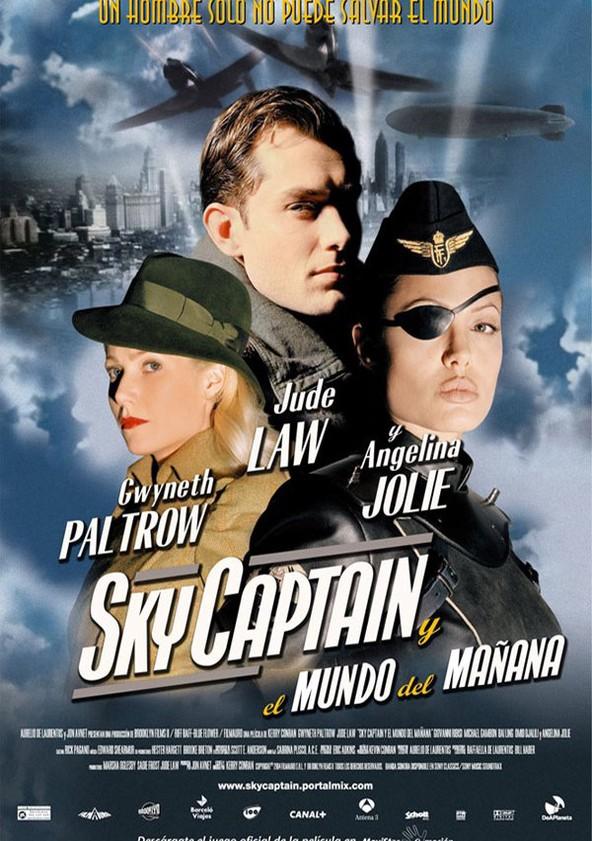 Sky Captain y el mundo del mañana