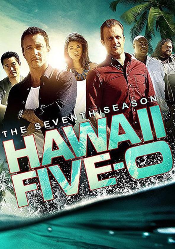 Hawaii Five-0 Season 7 poster