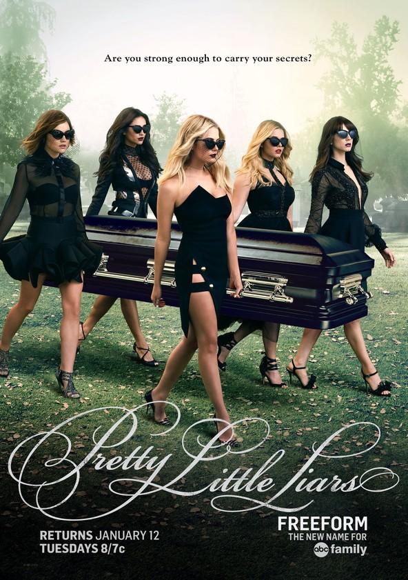 Pretty Little Liars Season 6 poster