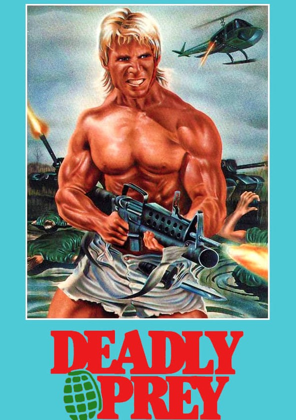 deadly prey full movie online
