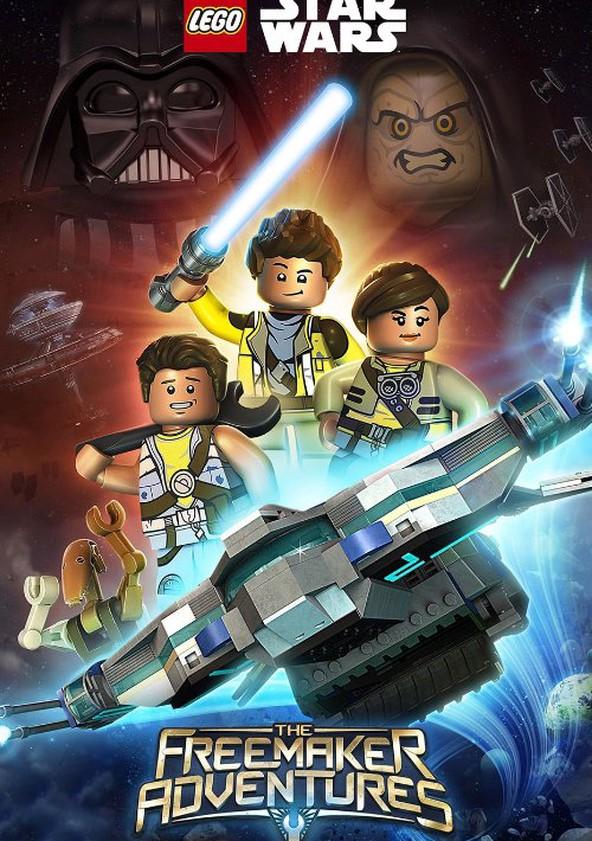 Lego Star Wars: Die Abenteuer der Freemaker poster