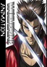 Marvel Anime Wolverine
