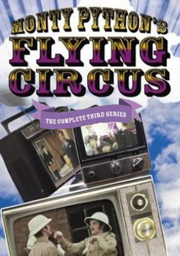 Monty Python's Flying Circus Season 3 poster