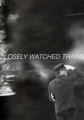 Tarkoin vartioidut junat