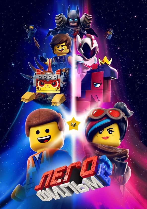 Лего Фильм 2 poster