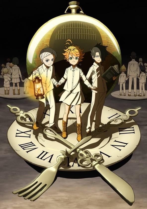 約束のネバーランド Season 1 poster