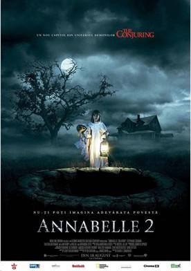 Annabelle: Crearea