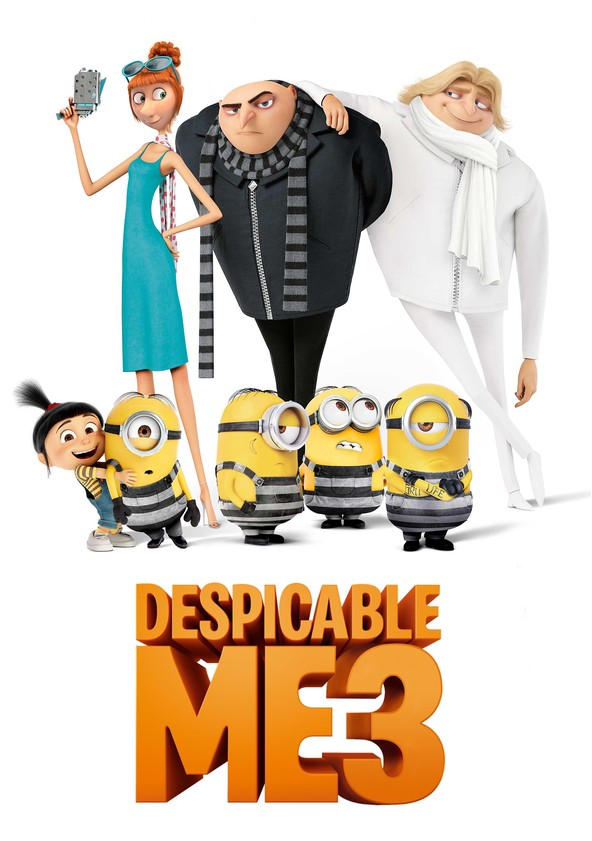 Despicable Me 3 streaming: where to watch online?