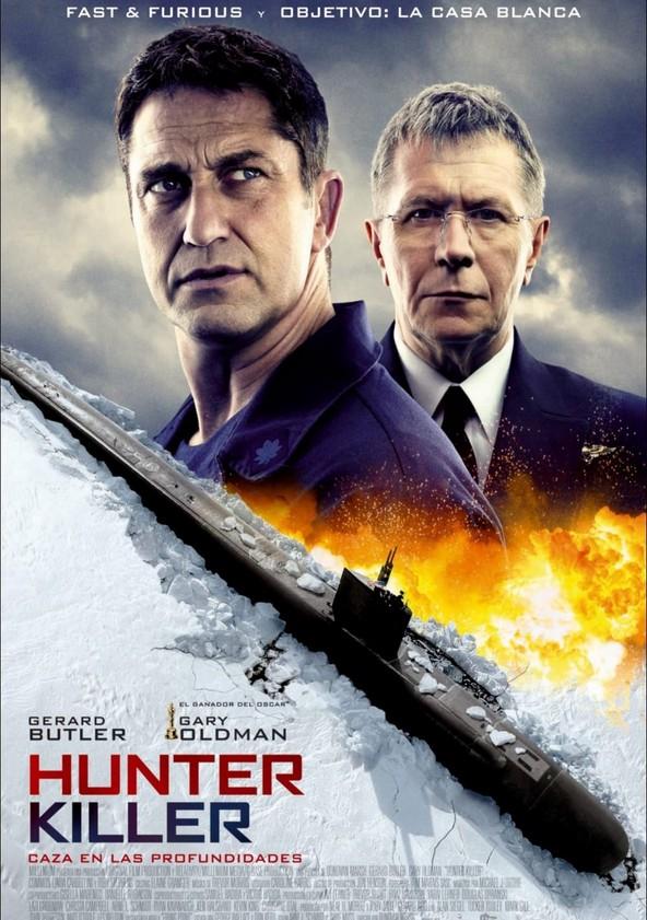 Hunter Killer (Caza en las profundidades) poster