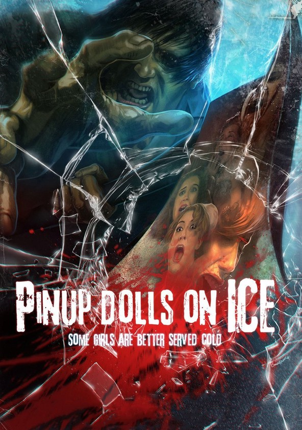 Pinup Dolls on Ice poster