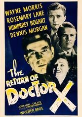 Das zweite Leben des Dr. X