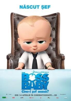 Bebelușul șef