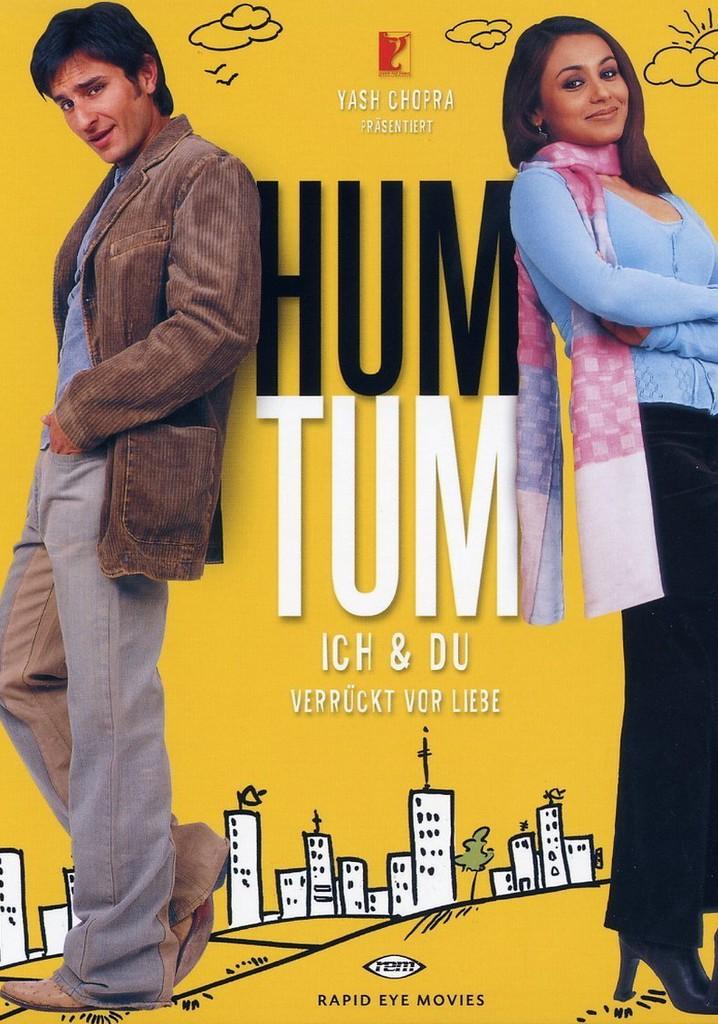 Hum Tum - Ich & du, verrückt vor Liebe - Online Stream