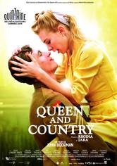 Regina și țara