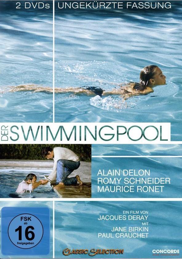 Der Swimmingpool poster