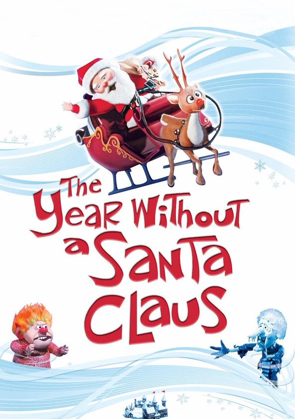 The Year Without a Santa Claus poster