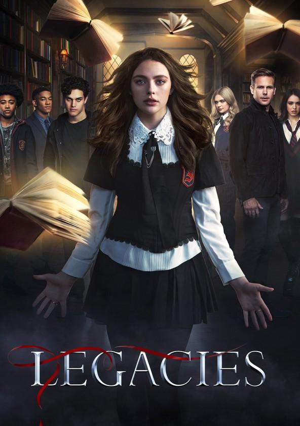Legacies poster