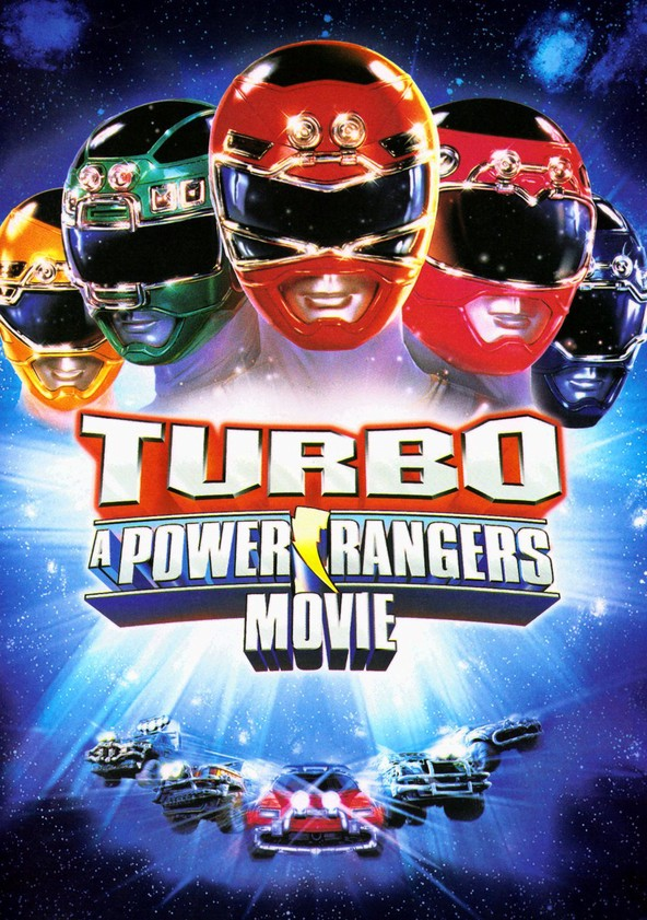 Power rangers turbo, le film