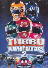 Turbo - Power Rangers 2