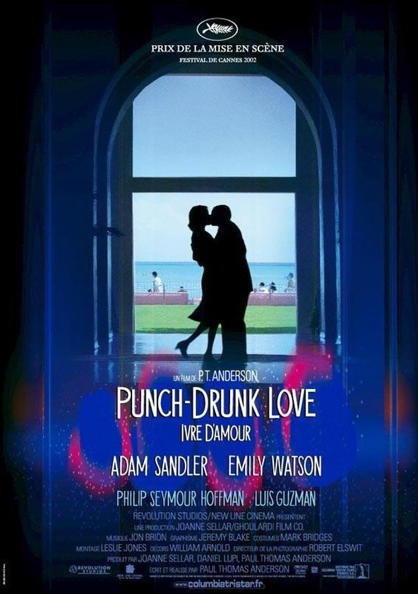 Punch-drunk love - Ivre d'amour