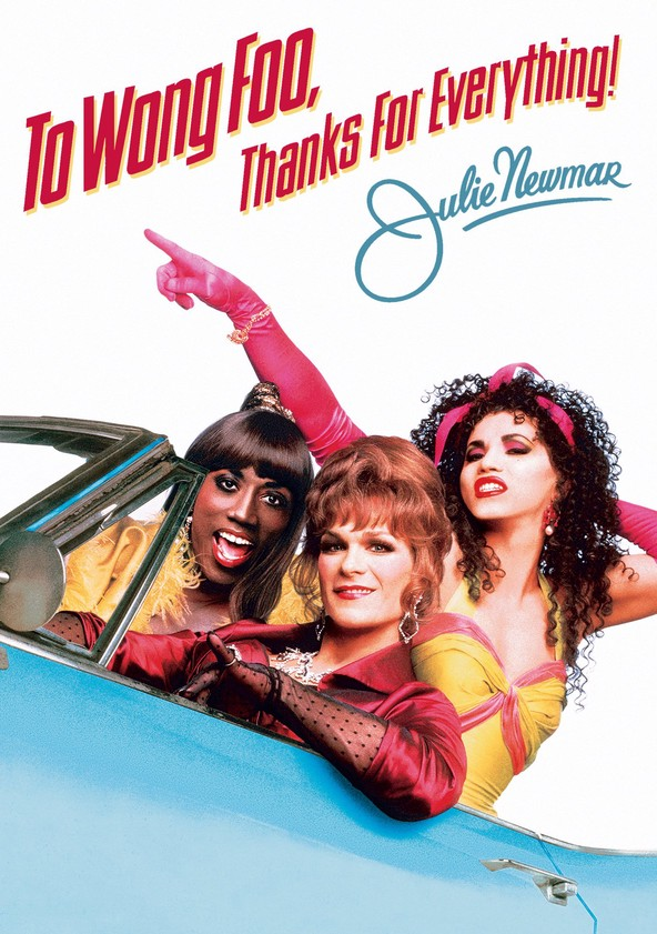 To Wong Foo, Thanks for Everything! Julie Newmar poster