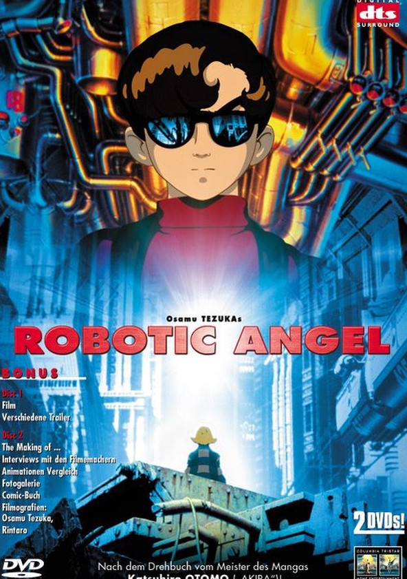 Robotic Angel