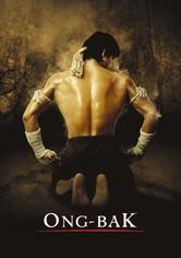 Ong Bak (a thai boksz harcosa)