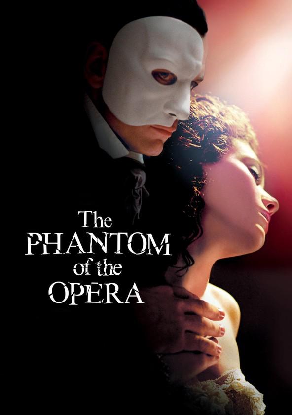 O Fantasma da Ópera poster