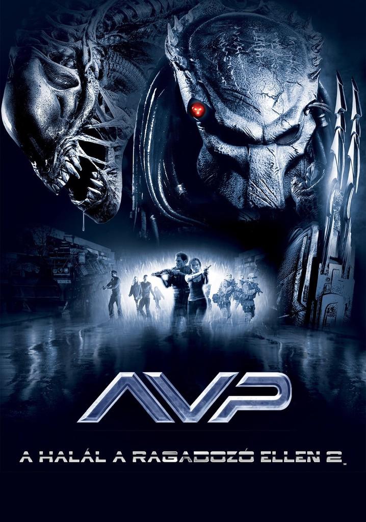 Aliens vs. Predator - A Halál a Ragadozó ellen 2.