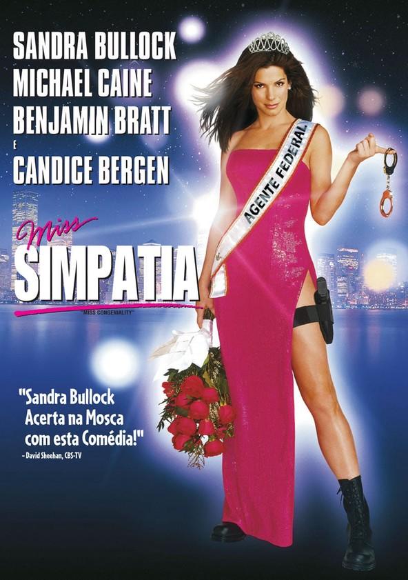 Miss Simpatia poster
