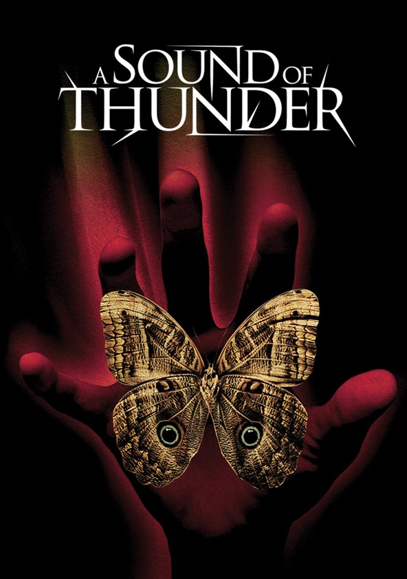 A Sound of Thunder poster