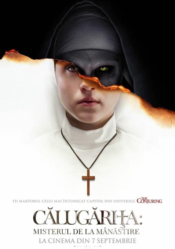 Călugărița: Misterul de la mânăstire