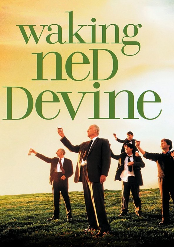 Waking Ned poster