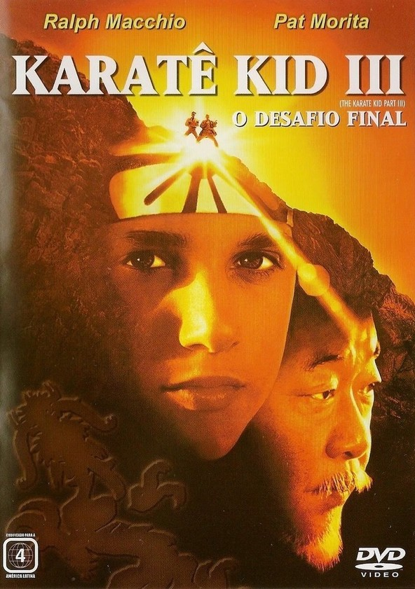 Karate Kid 3 - O Desafio Final