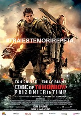 Edge of Tomorrow: Prizonier în timp