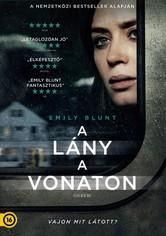 A lány a vonaton