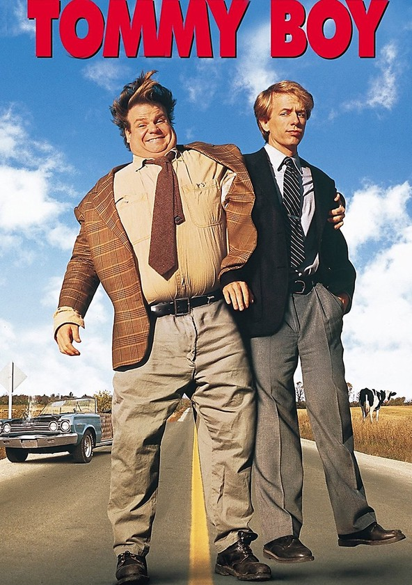 tommy boy streaming  where to watch movie online