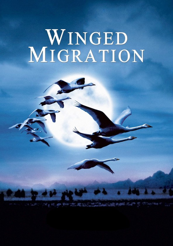 Winged Migration poster