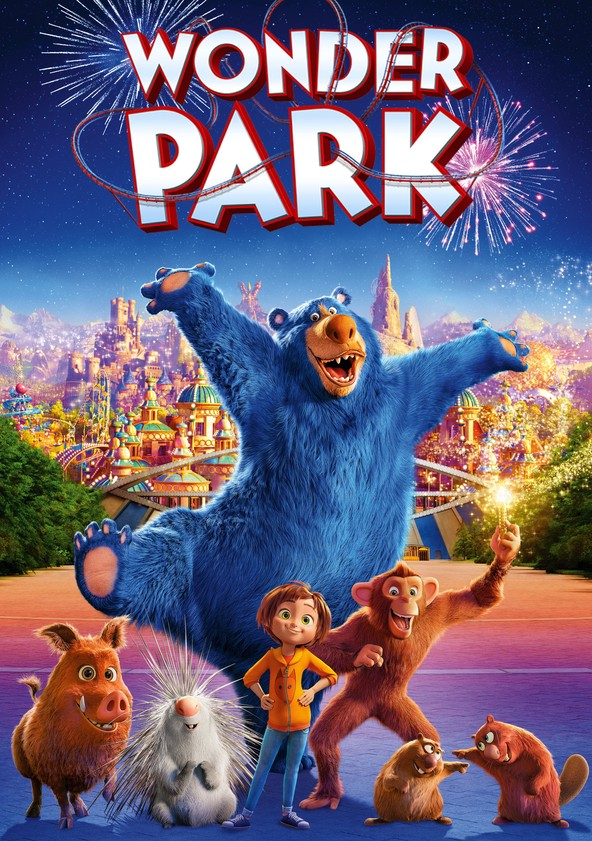Willkommen im Wunder Park poster