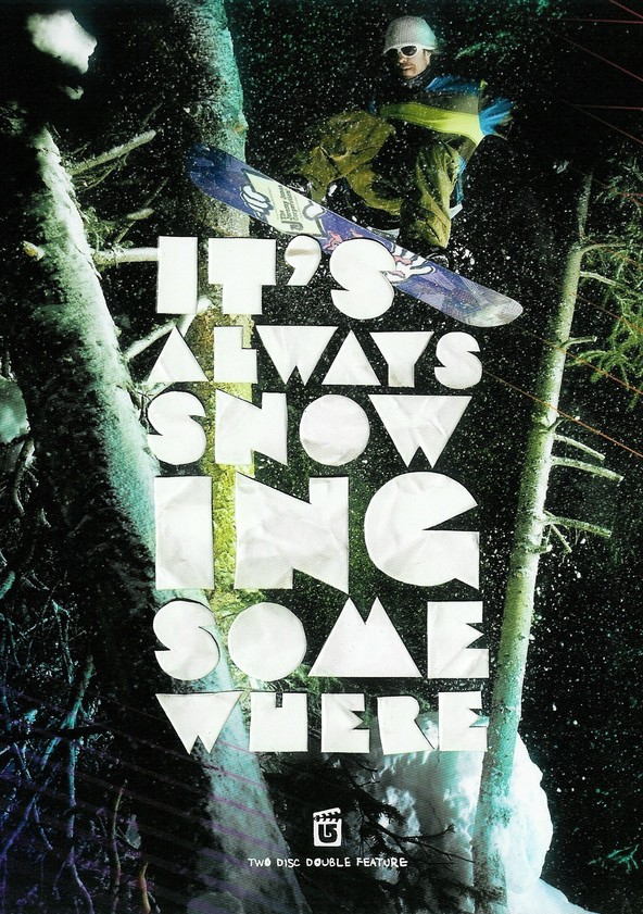 It's Always Snowing Somewhere poster
