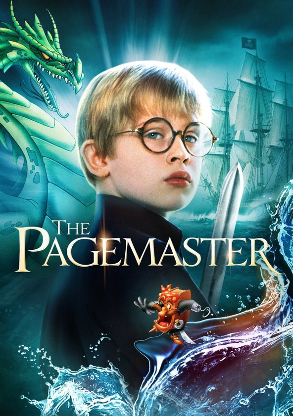 Der Pagemaster – Richies Fantastische Reise