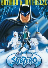 Batman e Mr. Freeze: Abaixo de Zero