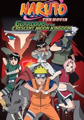 Naruto Movie 3: Guardians of the Crescent Moon Kingdom