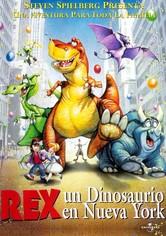 Rex: Un dinosaurio en Nueva York