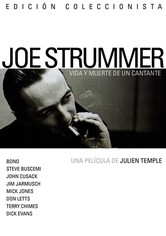 Joe Strummer: Vida y muerte de un cantante