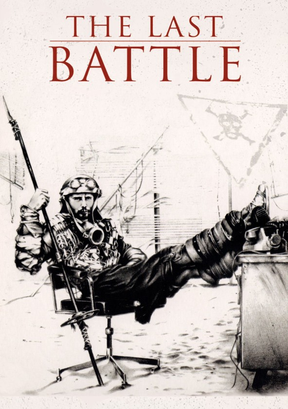 The Last Battle poster