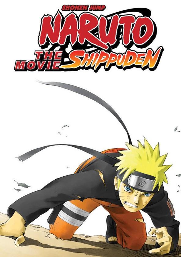 Naruto Shippuden – The Movie