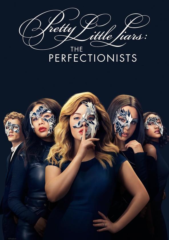 Pequeñas mentirosas: Perfeccionistas Temporada 1 poster
