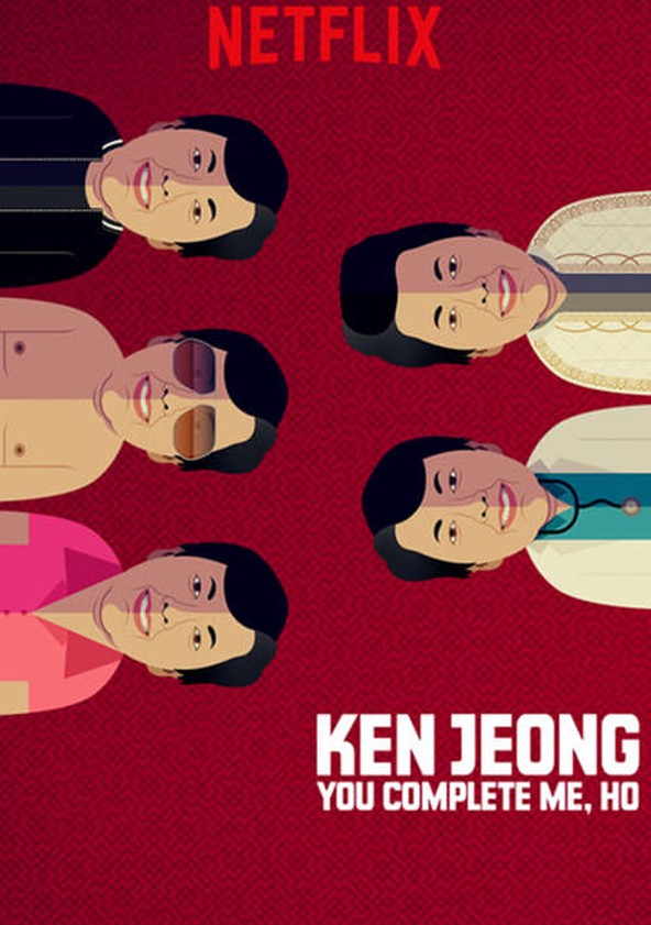 Ken Jeong: You Complete Me, Ho poster