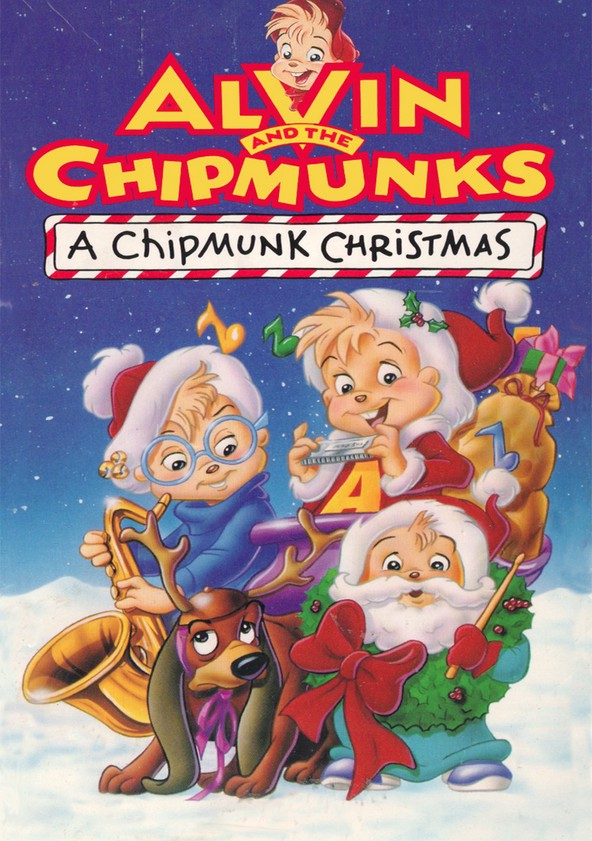 A Chipmunk Christmas - movie: watch streaming online